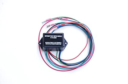51orpSYsZ8L._SX425_ amazon com revolution electronics intermittent wiper module for