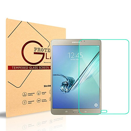 Tempered Glass For Samsung Galaxy Tab S2 9.7 T815 (Clear) - 9