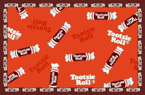 LA Rug Tootsie Roll Candy Rug 39