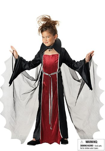Female Dracula Costumes (California Costumes Toys Vampire Girl, X-Large)