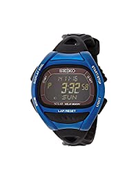SEIKO PROSPEX SUPER RUNNERS Solar Running Watch SBEF029