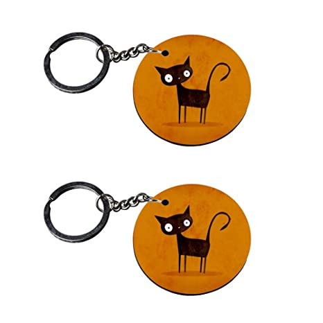Anuman007 Cat Self Defense Keychain Keychain For Avenger