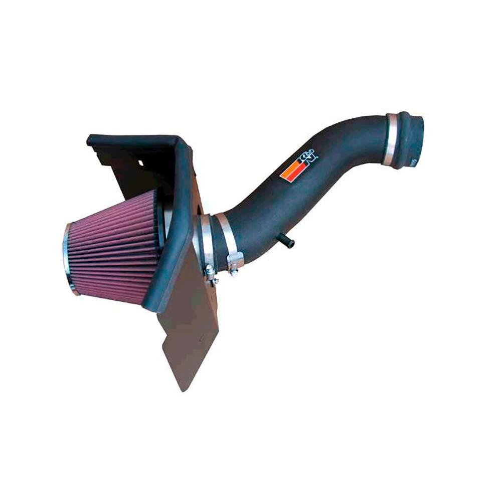 K/&N77-1546KP Polished Performance Air Intake