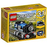 LEGO - 31054 - Creator - Jeu de Construction - Le Train Express Bleu