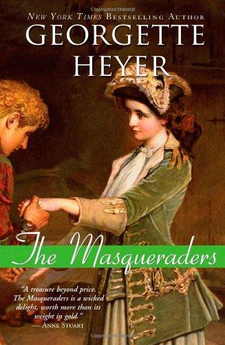 The Masqueraders (Historical Romances) (Hop Ball 26)