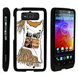 Motorola DROID Mini XT1030 Cover, Full Body Armor Hard Protector Case Cover with Image Design for Motorola DROID Mini XT1030 by MINITURTLE - On the Road Spirit