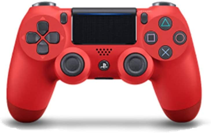 PengAnGuo Wireless Game Controller Non-Slip Wireless Game Controller Bluetooth Gamepad Ergonomic for Mobile Computers and Mobile Phones Color : Red, Size : 16.2x5.2x9.6cm