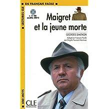 Maigret et la jeune morte: + 1 CD audio MP3