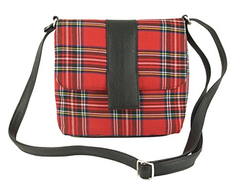 LONI Shoulder Cross Body Desire Bag Tartan rRqw7rAxt