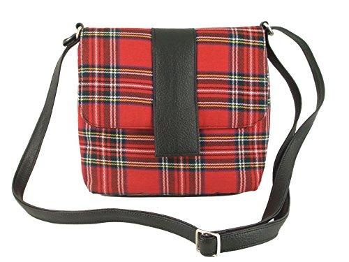 Tartan Shoulder Body Desire Bag Cross LONI WwapXgPpq