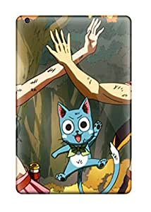Awesome Defender Tpu Hard Case Cover For Ipad Mini 3- Fairy Tail Natsu And Lucy 3606697K53977573