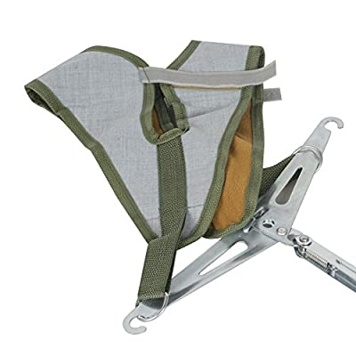 ixaer Over Door Cervical Traction Set for Neck Shoulder Pain Brace Relief Head Home