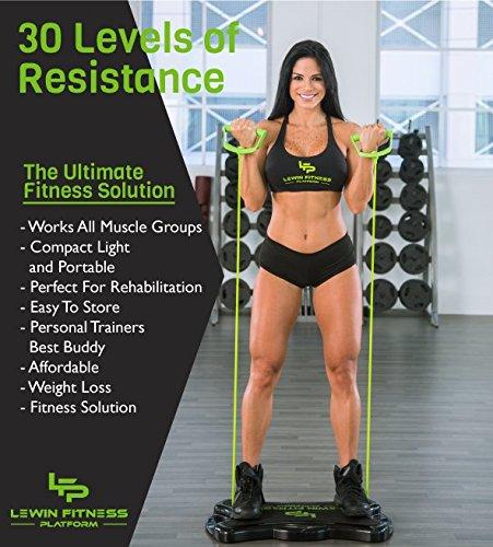 amazon lewin fitness platform フィットネス用プラットフォーム