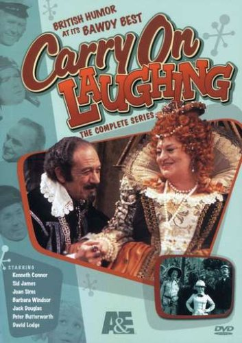 Carry On Laughing - The Complete Series -