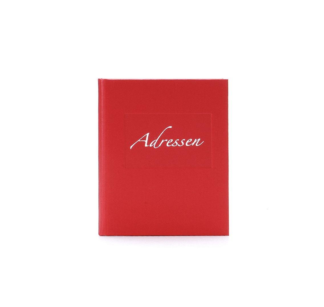 Goldbuch 66047-Adressbuch Seda, 11 x 17 cm, 117 Seiten 66 047 Goldbuch