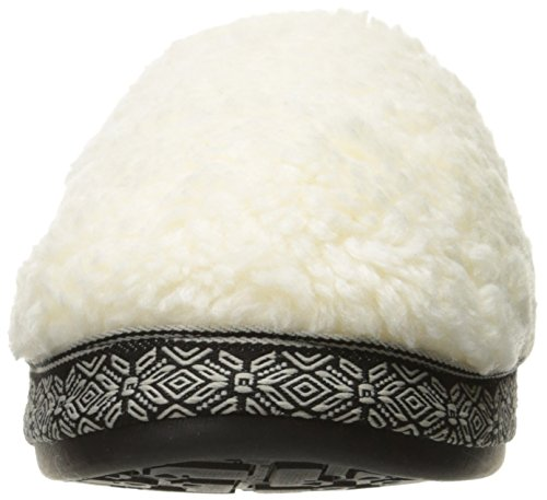 Whitecap Women's Creampuff Slip Woolrich Mule on Slipper 58vx0v