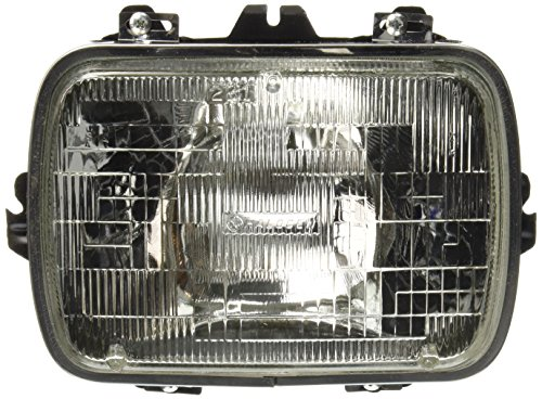 Chevrolet Astro Van Headlights (Depo P-H001H Chevrolet/GMC Passenger Side Replacement Headlight Assembly)