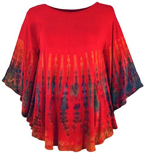 Femme Guru Shop Framboise Chemisier Rouge 4zAU7