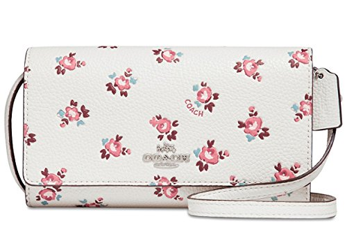 Coach Bloom with Crossbody Phone Mini Floral HxrnPaHA