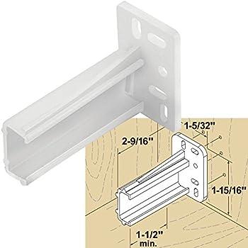 Woodtek 168491 10 Pack Hardware Drawer Slides Mounting