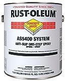 AS5400 Anti-Slip Epoxy, Silver Gray, 1 gal