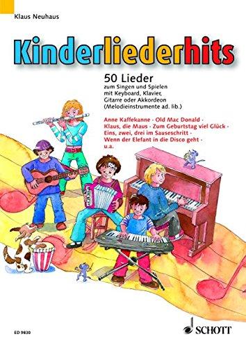 kinderliederhits-50-lieder-zum-singen-und-spielen-gesang-und-klavier-keyboard-gitarre-oder-akkordeon-melodie-instrument-ad-libitum