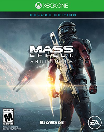Mass Effect Andromeda Deluxe - Xbox One