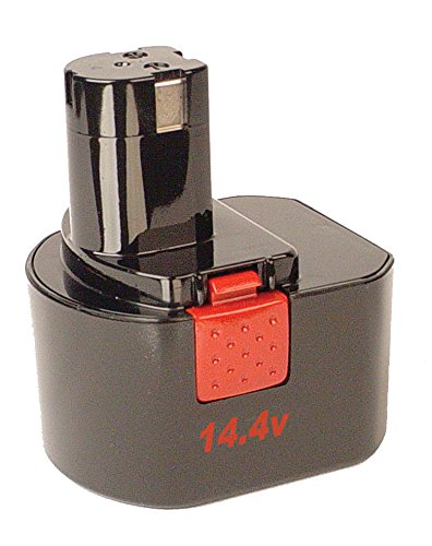 Alemite 340912 Rechargeable Battery, 14V, 1900 mAh, Ni-Cad