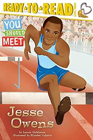 book cover of Jesse Owens