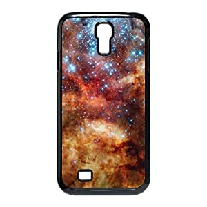[Stars Series] Samsung Galaxy S4 Case Star Cluster, Case for Samsung Galaxy S4 Mini I9195 Cathyathome - Black
