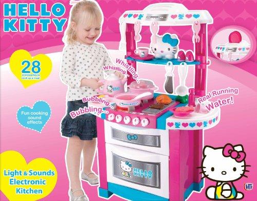 Hello kitty Light and Sound Kitchen: Amazon.co.uk: Toys & Games
