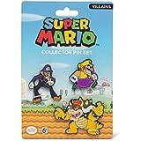 PowerA Collector Pin Set - Super Mario Villains