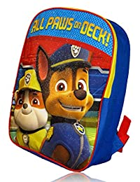 """Paw Patrol """"All Paws on Deck!"""" Large 16"""" Backpack"""