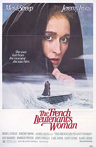 - The French Lieutenant's Woman 1981 U.S. One Sheet Poster