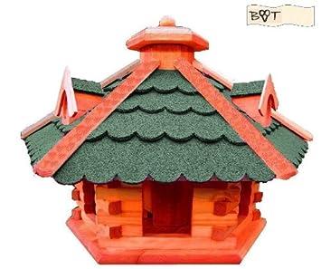 Vogelhaus Vogelvilla Futterhaus Vogel Vogelhäuschen