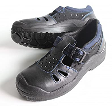 Work Shoe Safety Shoes Open Kings Sandals 96603 Otter rCBWQoxed
