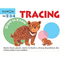 Grow to Know Tracing: Ages 2 3 4
