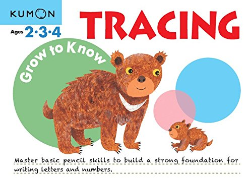 Grow to Know: Tracing (Grow to Know Workbooks)