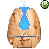 500ml Aroma Essential Oil Diffuser, GloEra Ultrasonic...
