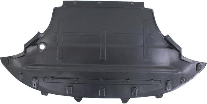 Partomotive For 14-17 Q5 /& SQ5 Front Engine Splash Shield Under Car Cover w//Insulation Foam