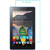 """M.G.R.J® Tempered Glass Screen Protector for Lenovo Tab 3 Essential/Lenovo Tab 3 710I Tablet (7"""" inch)"""