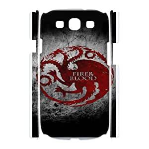 Samsung Galaxy S3 I9300 Cases Cell Phone Case Cover Game of Thrones 5R85R513910