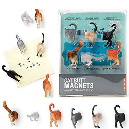 Kikkerland Magnets Magnetic Surface Novelty