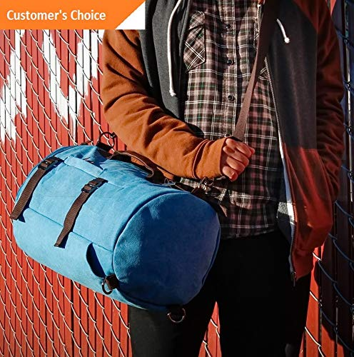 Werrox Canvas Backpack Travel Camping Sport Rucksack School Satchel Laptop Hiking Bag | Model FTNSSBG - 580 |