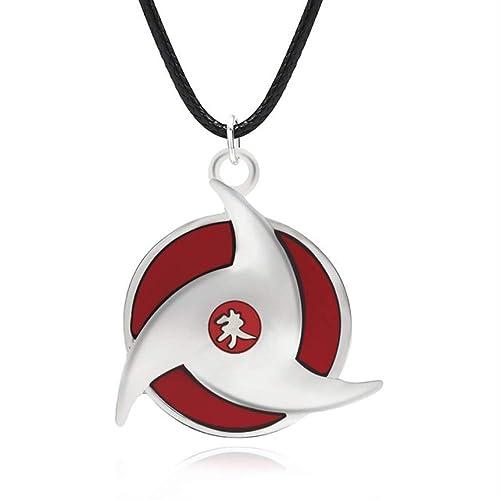 SZZG NecklaceFashion Anime Anime Collar Naruto Symbol ...