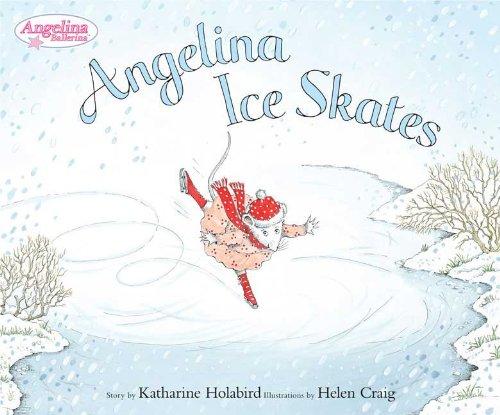 Angelina Ice Skates (Angelina Ballerina) by Viking Juvenile