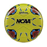 Wilson NCAA Copia II Soccer Ball size 4 Optic Yellow