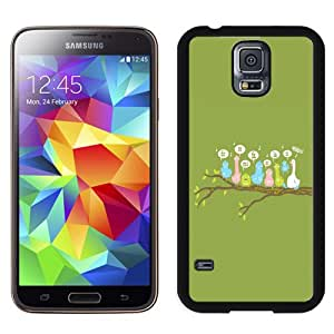 Fashion Custom Designed Cover Case For Samsung Galaxy S5 I9600 G900a G900v G900p G900t G900w Do Re Mi Black Phone Case