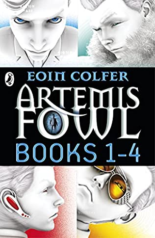book cover of Artemis Fowl: Books 1-4