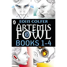 Artemis Fowl: Books 1-4 (English Edition)